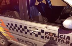 Arma de PM falha em troca de tiros; bandidos eram menores em Cuiabá
