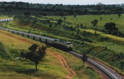 Ferrovia em Cuiabá