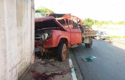 Motorista de caminhão perde o controle atropela 2 crianças em Cuiabá