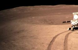 Após pouso, novas fotos do lado oculto da Lua são divulgadas