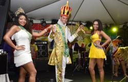 Inscrições para Rei Momo e Rainha do Carnaval abrem no próximo dia 15