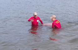 Bombeiros encontram corpo de jovem afogado na região do Manso