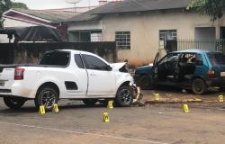 Agente penitenciária é arremessada de carro e morre após colisão com outro veículo
