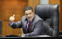Senador responde pedido de João Batista e pavimentação da BR-242 é realidade