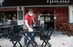 Empresários de bares e restaurantes trocam experiências em época de pandemia