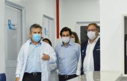 """O secretário Estadual de Saúde, Gilberto Figueiredo, declarou nesta quinta-feira (20), que abriu mão de um """"grande sonho"""" ao deixar a disputa pela pr"""