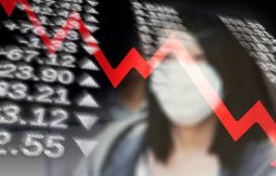 Turquia: PIB sofre contração anual de 9,9% no 2º trimestre com choque da covid-19