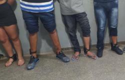 Rotam fecha baile funk no Jardim Florianópolis e detém sete pessoas
