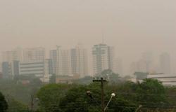 Nível de poluição no ar em Cuiabá ultrapassa o de metrópoles da China e índia