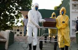 Mato Grosso registra 21 mortes por Covid-19 nas últimas 24 horas
