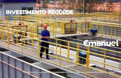 Emanuel foca em saneamento básico; França exalta números de pesquisas e amor por Cuiabá