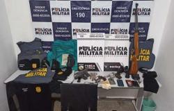Três PMs são presos por organizarem roubo em comitê de candidata a vereadora em Cuiabá