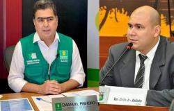 Emanuel Pinheiro e Abílio empatam tecnicamente em nova pesquisa Ibope para prefeito de Cuiabá