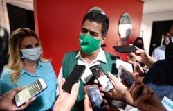 """Emanuel defende Gisela de boatos e diz que """"paixões eleitorais"""" devem ser relevadas"""