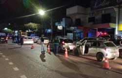 Quinze motoristas são presos por embriaguez ao volante em Lei Seca