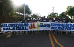 Governo aciona sindicato na Justiça e alega prejuízo de R$ 1,2 milhão devido a bloqueio de ruas