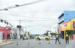 Semob interdita avenidas após incêndio na Realmat e Ciclo Ribeiro