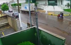 Vídeo mostra diretora-geral do Sanear sendo perseguida por assassinos