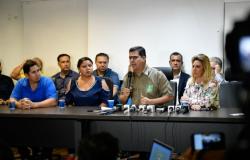 Grupo aguarda para esta semana a definição de Emanuel Pinheiro quanto a candidatura à reeleição