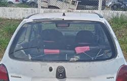 Dono de veículo reconhece carro que havia sido furtado e aciona PM