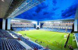 Arena Pantanal recebe reforma para estreia do Dourado na elite do Futebol Brasileiro