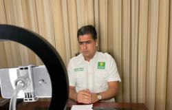 Postura do prefeito Emanuel Pinheiro frente à realização da Copa América é destaque na imprensa internacional; gestor pede 670 mil doses de imunizante