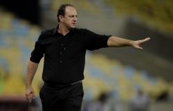 Rogério Ceni testa positivo para Covid-19, e Flamengo terá Mauricio Souza