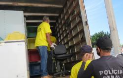 Sefaz repassa veículos e bens para unidade prisional de Várzea Grande