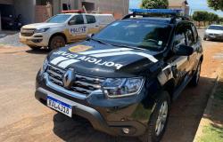 Suspeito de feminicídio em Araputanga é preso em flagrante pela Polícia Civil, na Capital