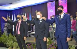 Vereador é empossado como membro oficial do Rotary Clube