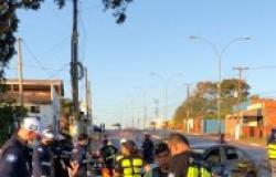 Blitz prende 8 motoristas bêbados na noite de domingo em VG