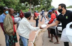 Ação da Prefeitura de Cuiabá vai distribuir cobertores e refeições para famílias carentes