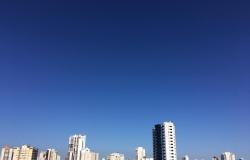 Temperatura volta a subir neste fim de semana e máxima prevista é de 37°C em Cuiabá