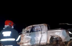 Acidente na rodovia Sinop-Cláudia causa mortes de mãe e filho