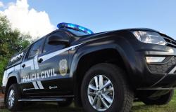 Polícia Civil prende autor de feminicídio ocorrido na zona rural de Brasnorte