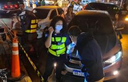 Lei Seca resulta na prisão de 12 pessoas por embriaguez ao volante
