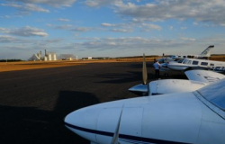 MT investirá em melhorias de aeroportos no interior