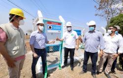 Emanuel entrega obra de R$ 1 milhão que elimina problema no abastecimento de água do Distrito do Sucuri
