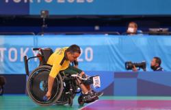 Paralimpíada: Maciel Santos garante bronze na bocha
