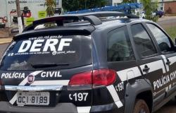 Polícia Civil prende mulher envolvida em roubo modalidade sapatinho via pix em Várzea Grande