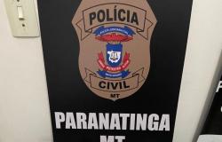 Casal é preso e boca de fumo é fechada pela Polícia Civil em Paranatinga
