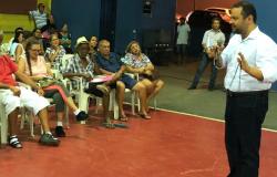 Mutirão atende famílias do Conjunto Habitacional no Tijucal