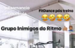 Neymar chega ao Brasil e visita amigos, liberado pelo PSG.