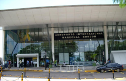 Aeroporto de VG tem falta de combustível e pode cancelar voos no Feriadão