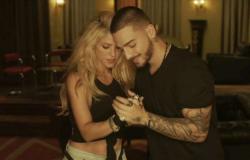 Maluma e Shakira lançam música juntos.