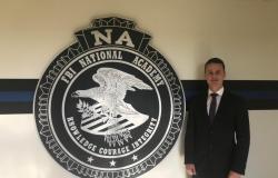 Delegado de Mato Grosso é graduado na Academia do FBI nos EUA.