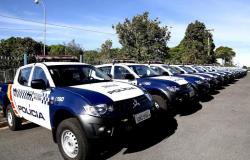Policiamento em Mato Grosso é reforçado em dia de jogos do Brasil