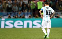 Copa da Rússia : Croácia domina jogo e Argentina perde de 3 a 0.