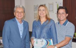 AMM entrega projeto executivo para construção da Delegacia do Meio Ambiente