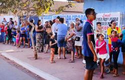 Prati-Cidade realiza mais de 3 mil atendimentos aos moradores da Região do Parque Sabiá